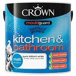Crown Retail Kitchen & Bathroom Matt Матовая краска