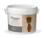Flügger Natural Wood Panel Lacquer, transparent
