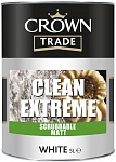 Crown Trade Clean Extreme Matt матовая краска
