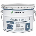 Фасадная краска Finncolor Mineral strong (база LC и база LAP)