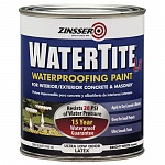 Краска водоотталкивающая противогрибковая Rustoleum Watertite